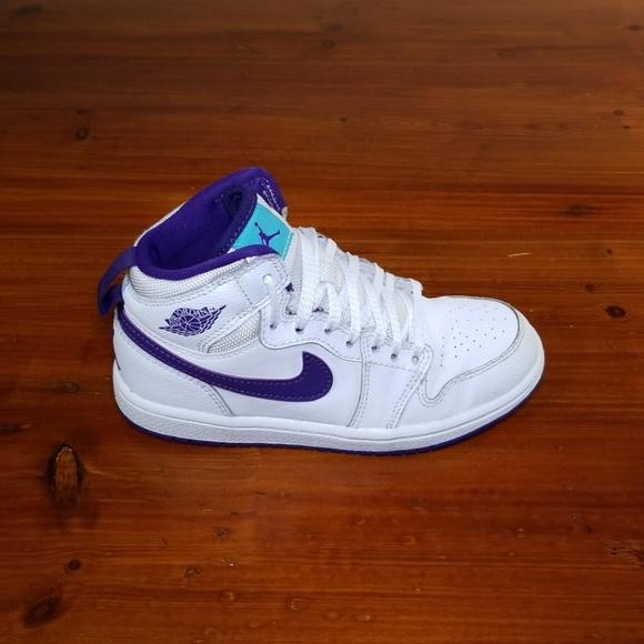 sports shoes eaa8a 0d8d5 Jordan Other - Nike Jordan Kids Jordan 1 Retro High GP Basketball